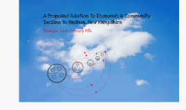 A Proposed Solution To Economic and Community Decline In Nashua, New Hampshire