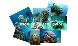 Jason de Caires Taylor