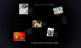 Eres mi religión...