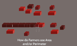 How do Farmers use Area and/or Perimeter
