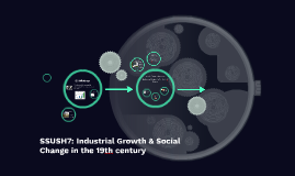 SSUSH7: Growth & Social Change in the first half of the 19th