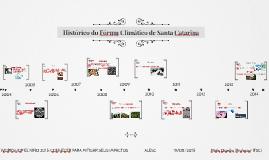 Histórico Climático de Santa Catarina