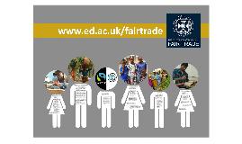 Fair trade at UoE 2013/14