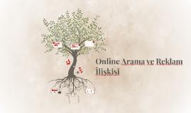 Online Arama ve Reklam İlişkisi
