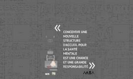 Copy of architecture et psychiatrie