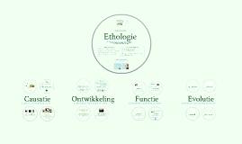 Copy of Ecologie: Deel 1 - Gedrag