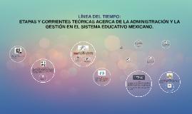 Copy of ETAPAS Y CORRIENTES TEÓRICAS ACERCA DE LA ADMINISTRACIÓN Y L