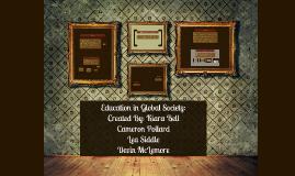 Education in Global Society: