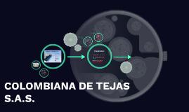 COLOMBIANA DE TEJAS S.A.S.
