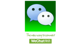 Copy of WeChat Introduction