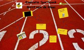 Copy of Evaluatie Sportweek
