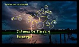Copy of Sistemas Puesta A Tierra y Pararayos
