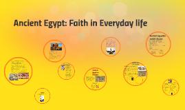 Copy of Ancient Egyptian Faith