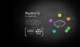 Copy of Copy of Physics 11 Mind Map