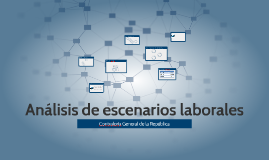 Copy of Análisis de escenarios laborales