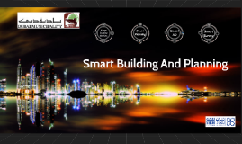 DM Building and Planning smart service