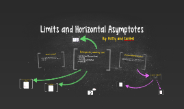 Limits and Horizontal Asymptotes