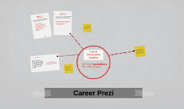 Career Informative Outline