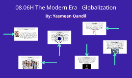 08.06H The Modern Era - Globalization