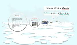 ¿Qué es el Mar de Plástico?