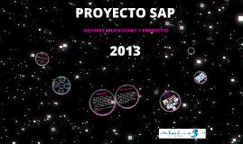 Copy of PROYECTO SAP