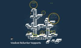 Student Behavior Supports
