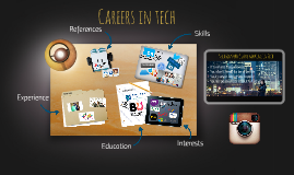 Careers in tech