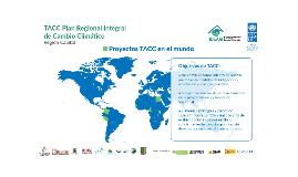 Plan regional de cambio climático - Naciones Unidas