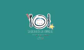 La cocina de las sorpresas