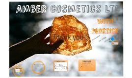Copy of Amber cosmetics Ltd