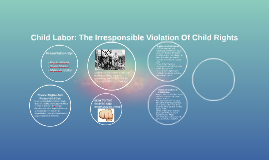 Copy of Copy of Child Labor:The Irresponsible Violation Of Child Rights