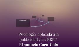Psicología  aplicada a la publicidad y las RRPP :