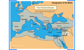 Geography of the Bible