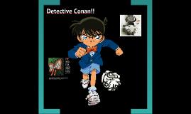 Détective Conan! par Irenn Cinar