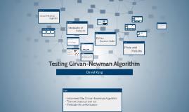 Copy of Testing Girvan-Newman Algorithm