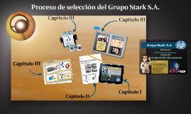 Proceso de seleccion del Grupo Stark S.A.