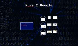 Kurs I Google