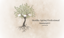 Healthy Ageing Professional