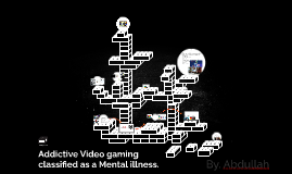 Addictive Video gaming classified as a Mental illness.