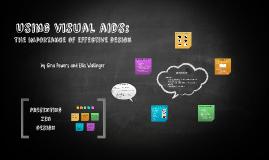 Using visual aids