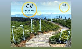 Copy of Standard CV Template