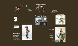 Présentation sur le recyclage