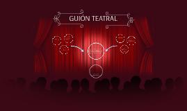 GUIÓN TEATRAL
