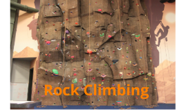 Copy of Rock Climbing