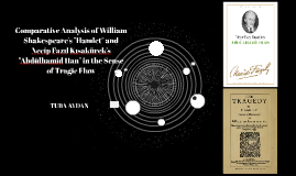 """Comparative Analysis of William Shakespeare's """"Hamlet"""" and N"""