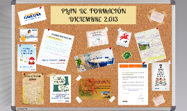 Plan de Formación Diciembre 2013