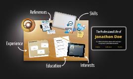 Desktop Prezumé by Melvin Juliano