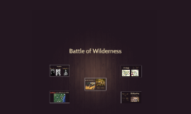 Battle of Wilderness