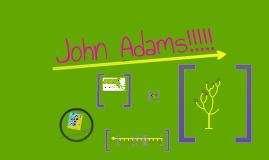 life of john adams!