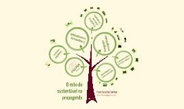 O mito sustentável na Propaganda